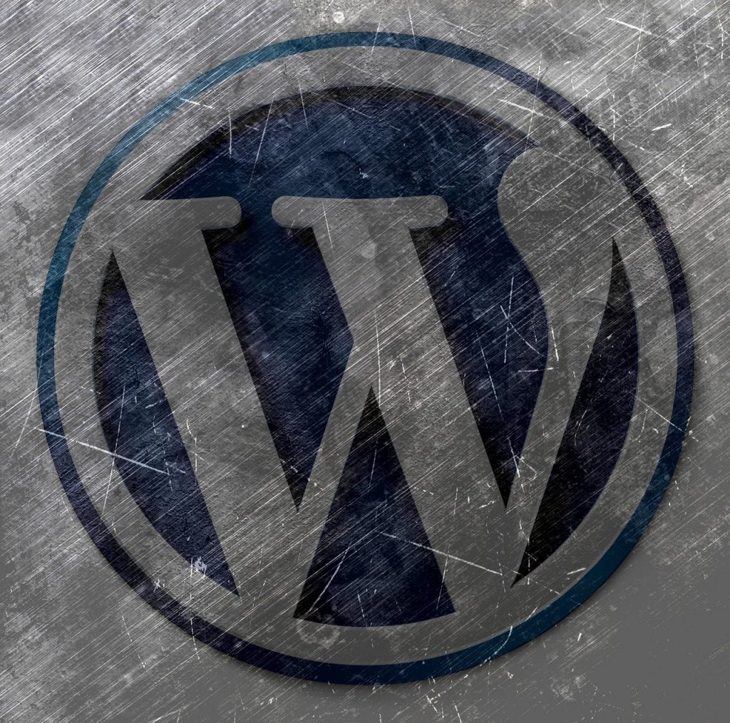 wordpress, wordpress logo, wordpress icon